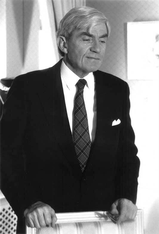 Verdura CEO Ward Landrigan circa 1983
