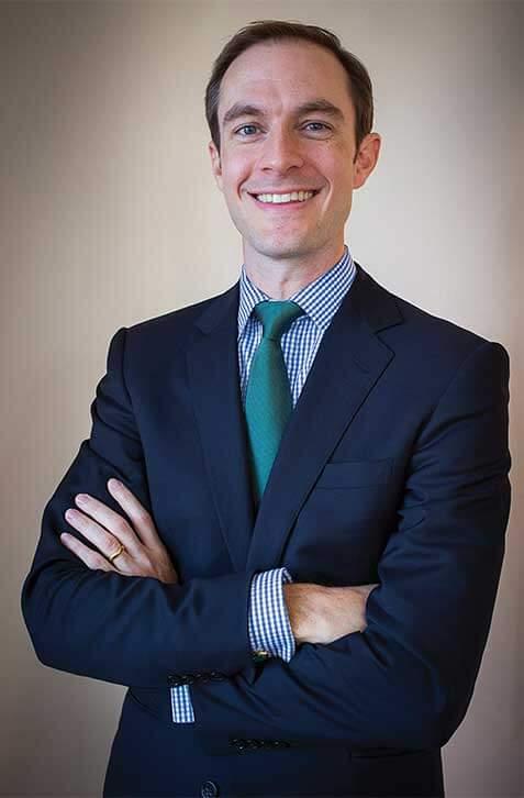 Verdura President Nico Landrigan, circa 2009
