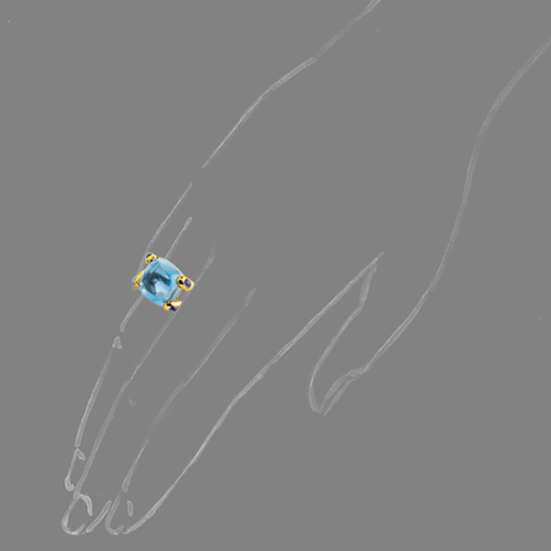 Verdura-Jewelry-Candy-Ring-Blue-Topaz-Scale-Rendering