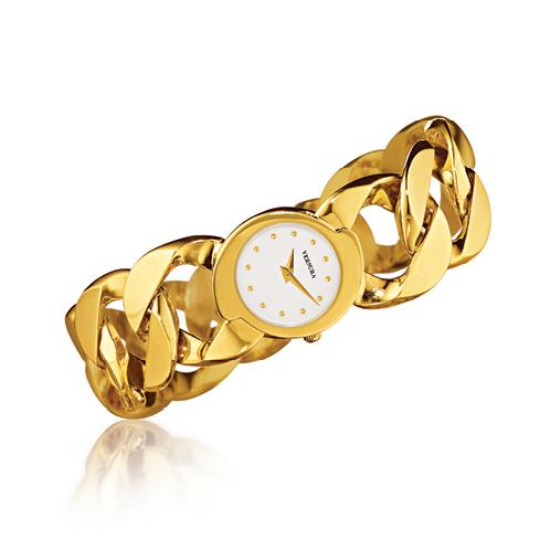 Verdura-Jewelry-Curb-Link-Bracelet-Watch-Gold
