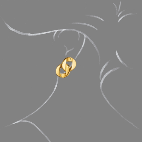 Verdura-Jewelry-Curb-Link-Earclips-Gold-Scale