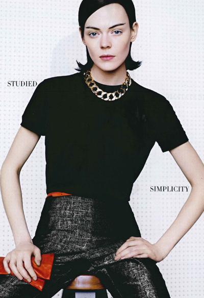 Verdura-Jewelry-Curb-Link-Necklace-Harpers-Bazaar-May-2012