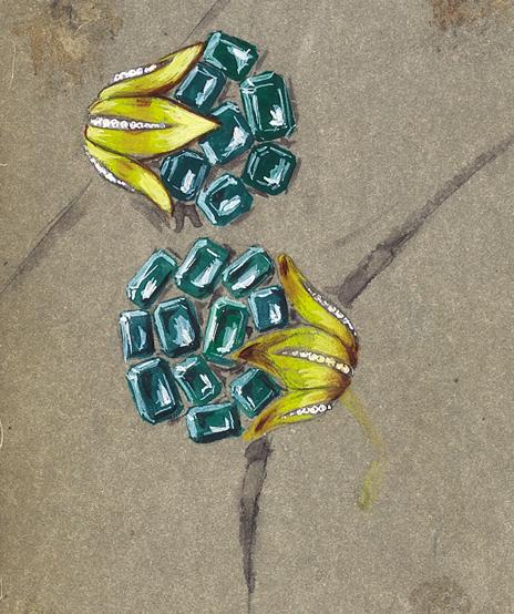 Verdura-Jewelry-Hyacinth-Bracelet-Sketch-B89-Portrait