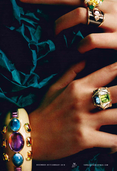Verdura-Jewelry-Kaleidoscope-Ring-Ravenna-Cuff-Town-and-Country-2017