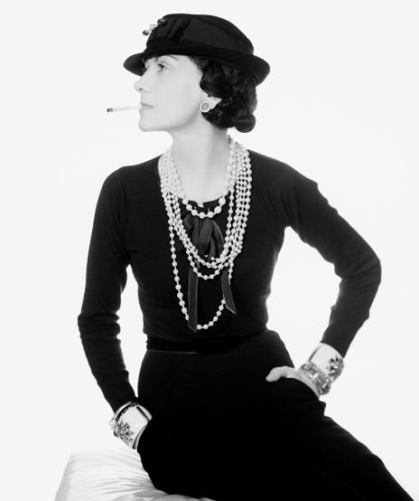Verdura-Jewelry-Maltese-Cross-Cuff-Coco-Chanel-1935-Portrait