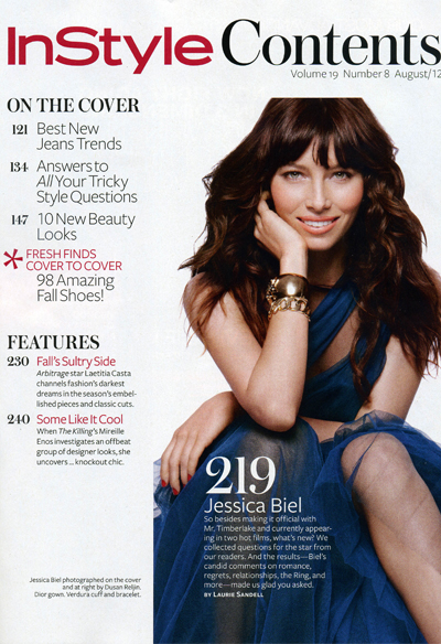 Verdura-Jewelry-Matlese-Cross-Cuff-Curb-Link-Bracelet-Jessica-Behl-InStyle-August-2012