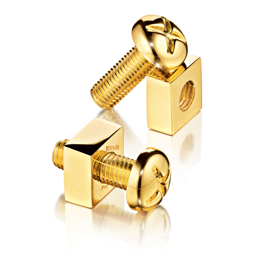 Verdura-Jewelry-Nut-and-Bolt-Cufflinks-Gold
