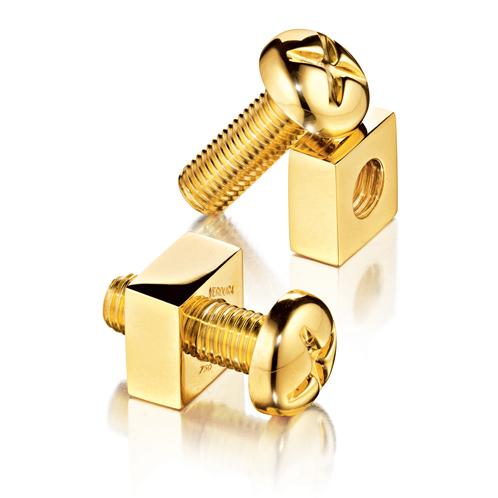 Verdura-Jewelry-Nut-and-Bolt-Cufflinks-Gold