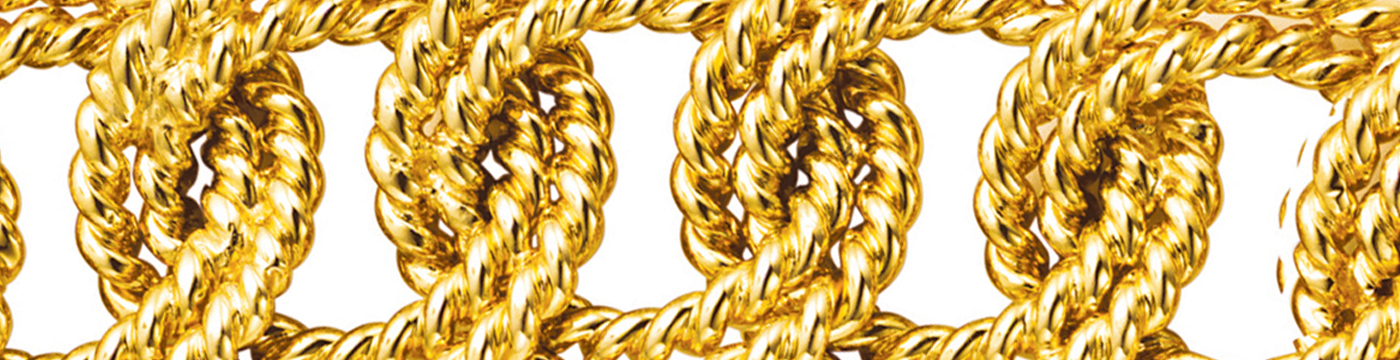 Verdura-Jewelry-Rope-Link-Bracelet