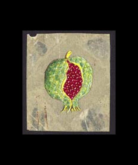 Verdura-Jewelry_Pomegranate-Sketch