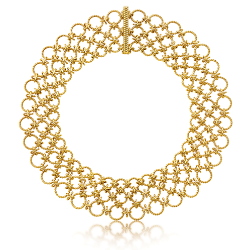 Verdura-Jewelry-Lace-Necklace-Gold