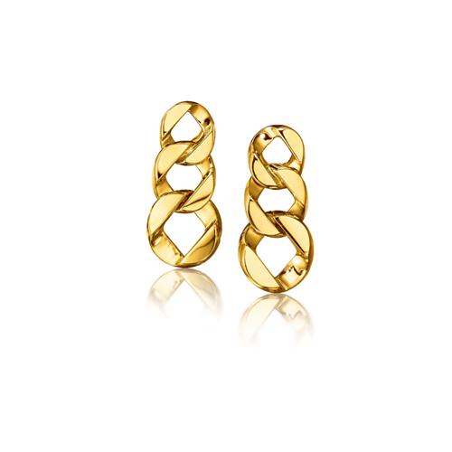 Verdura-Jewelry-Curb-link-piccolo-pendant-earclips