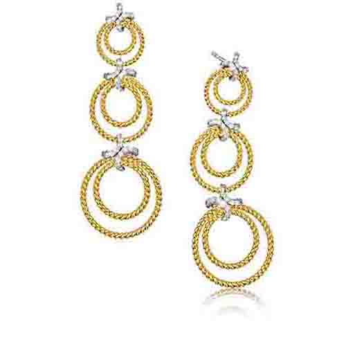 Verdura-Jewelry-Lace-Pendant-Earrings-Gold-Diamond-2018