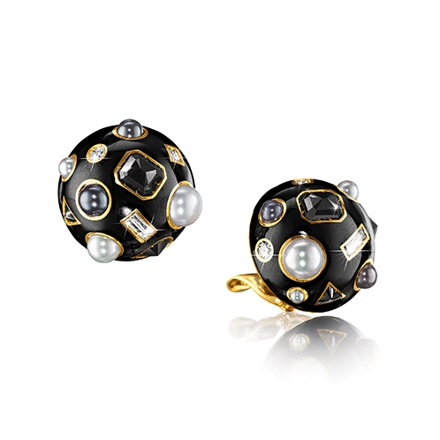 Black-White-Fulco-Earclips_Diamond-Pearl_Black-Enamel_19_498x498_acf_cropped