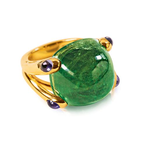 Verdura-Jewelry-Candy-Ring-Tourmaline-Tanzanite2