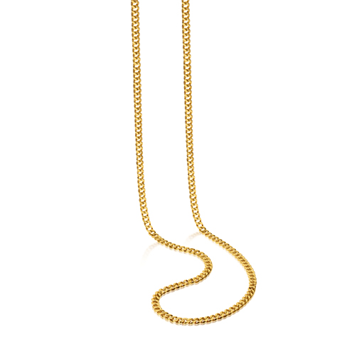 Verdura-Jewelry-Curb-Link-Necklace-Mini-Double-Wrap-Gold