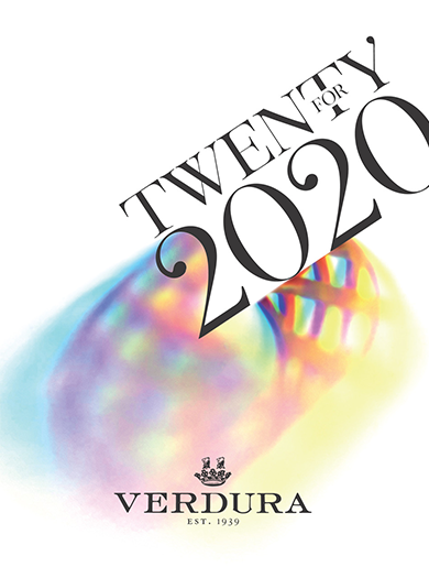 Twenty for 2020 cover